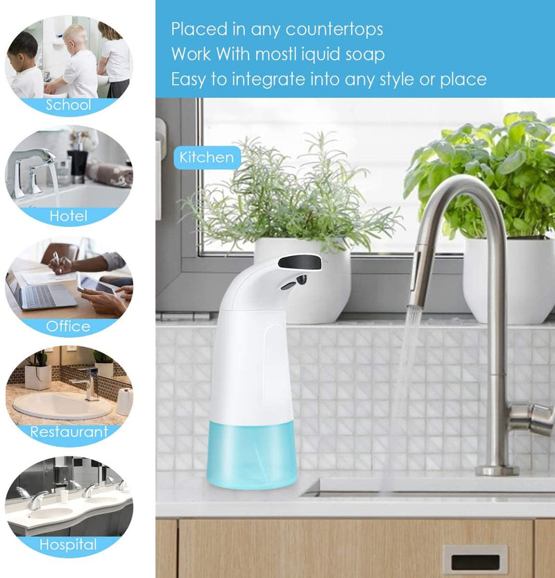 Andowl Motion Sensor Soap Dispenser