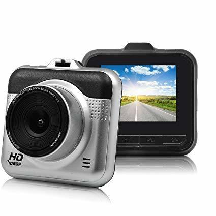 HD Intelligent Car Dash Camcorder