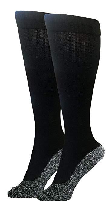2 Pack - 35˚ Below Compression Socks