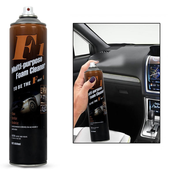 F1 Multi-Purpose Foam Cleaner 2 Pack