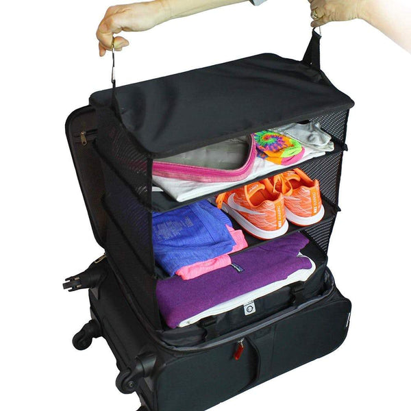 Portable Luggage Shelves