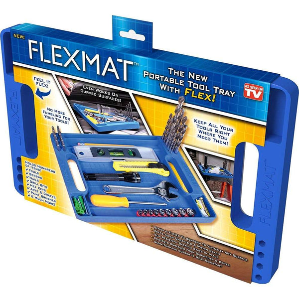 Flexmat Flexible Tool Box Organizer Tray