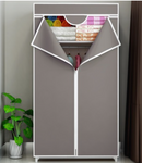 Hanging Wardrobe with Shelf