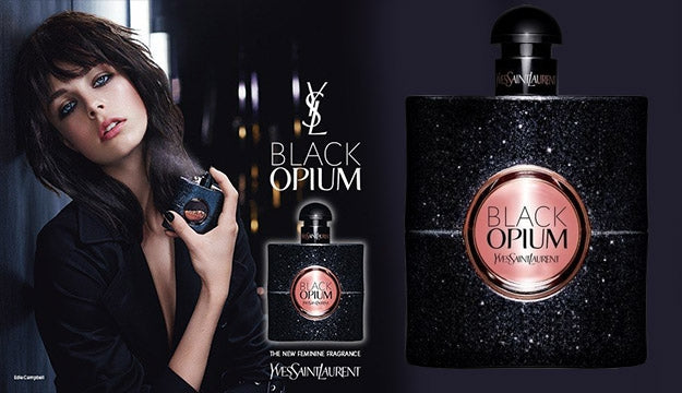 Ysl black opium 90ml EDP - Parallel Import