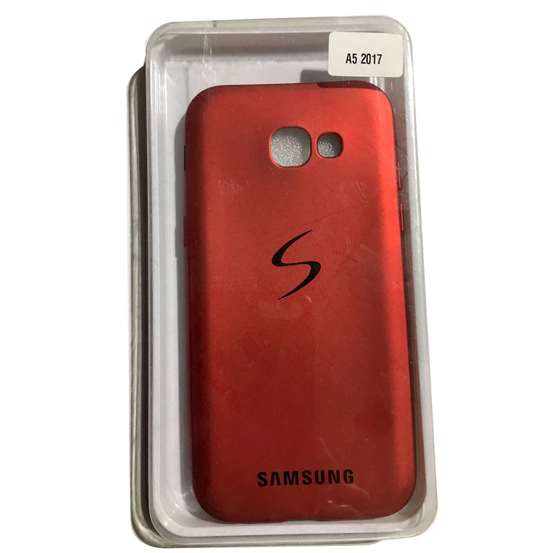 Cellphone Cover A5 2017 Red