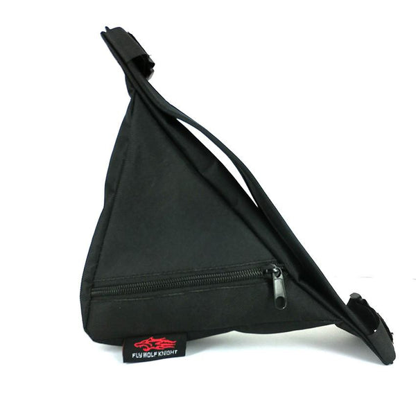Triangle bicycle frame water proof bag - iDealDirect - 2