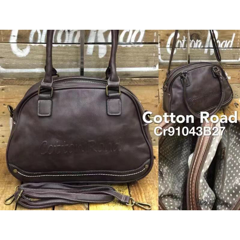 Cotton Road PU Handbag CR91043-B27