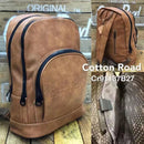 Cotton Road PU Backpack 91187-B27