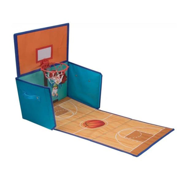 Jeronimo - Playmat Storage Box - Basketball
