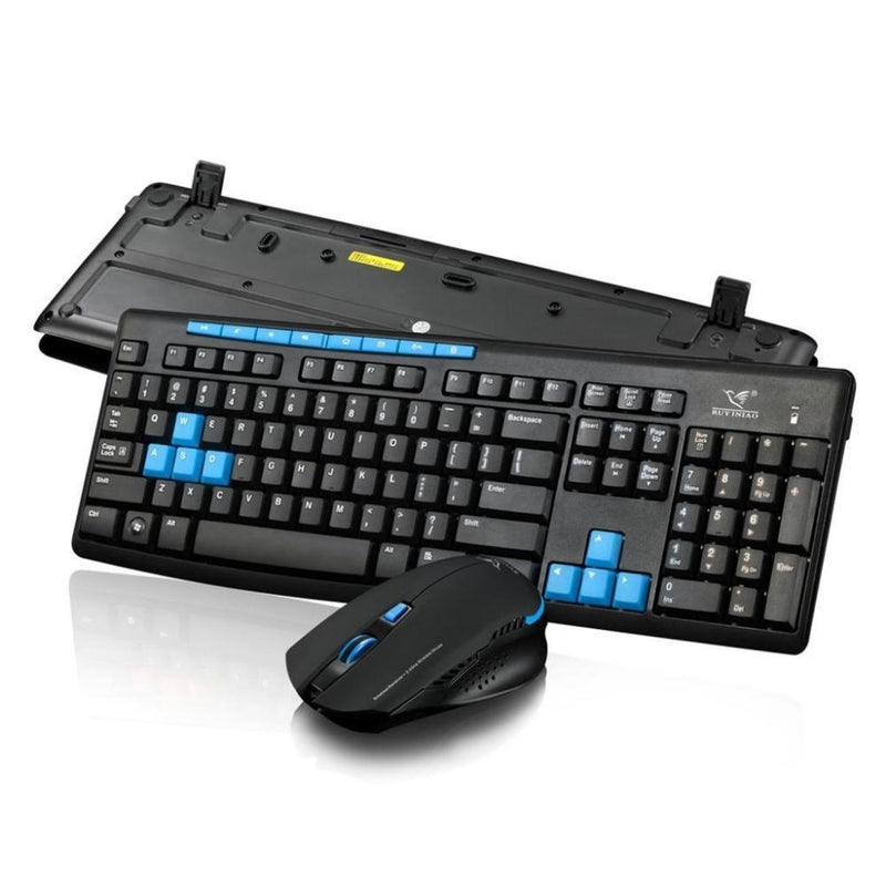 2.4G Wireless Gaming Keyboard with Mouse
