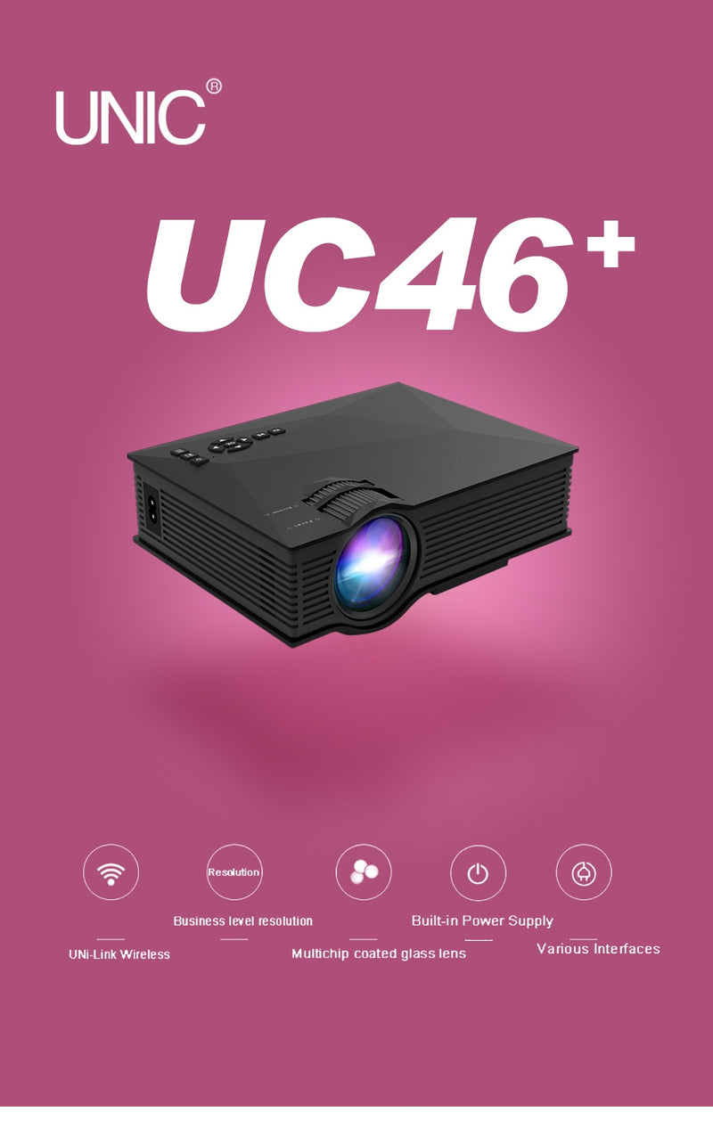 LED Project UC46