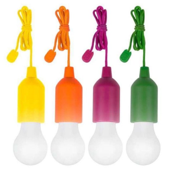 Handy Lux Colors the Cordless all purpose lamp 4PCS