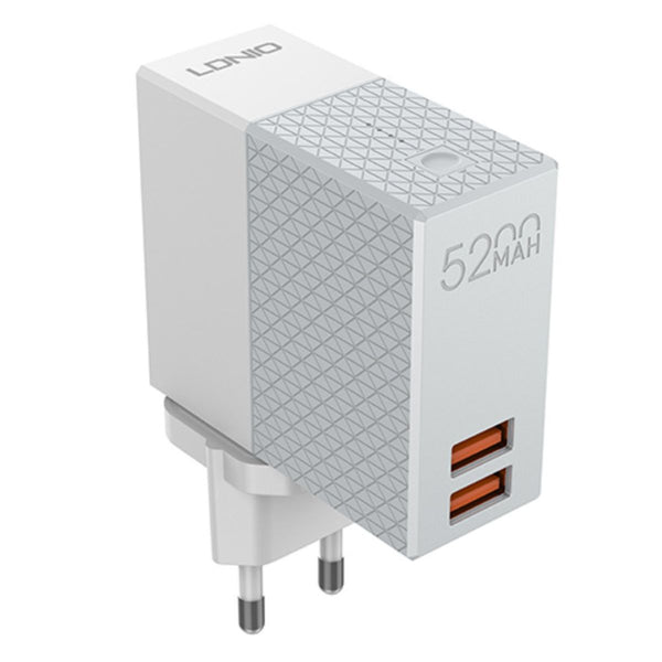 LDNIO PA606 Power Bank + Travel Charger