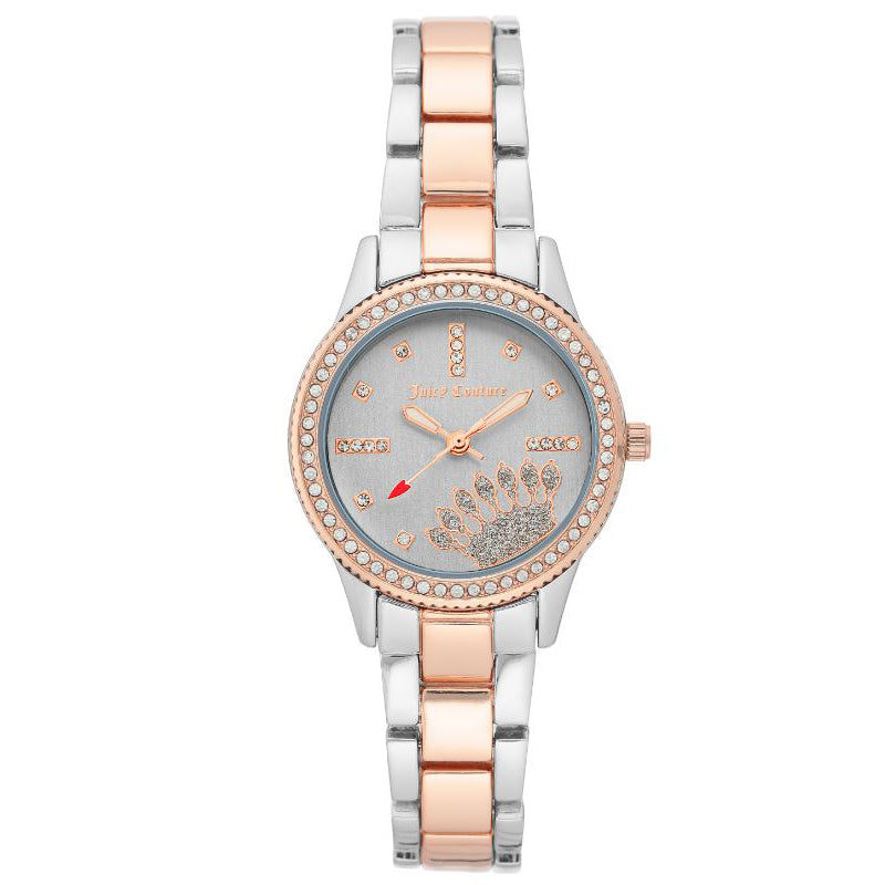 Juicy Couture Watch - JC/1110SVRT