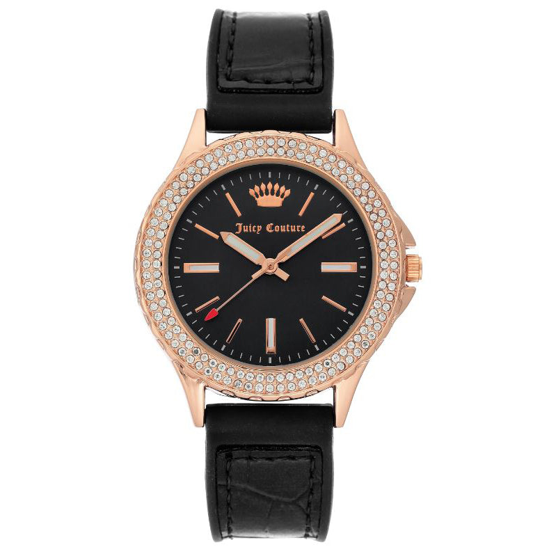 Juicy Couture Watch - JC/1112RGBK