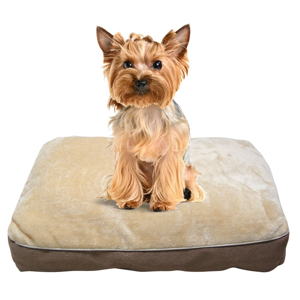 Super Comfy Portable Pet Bed Soft Top