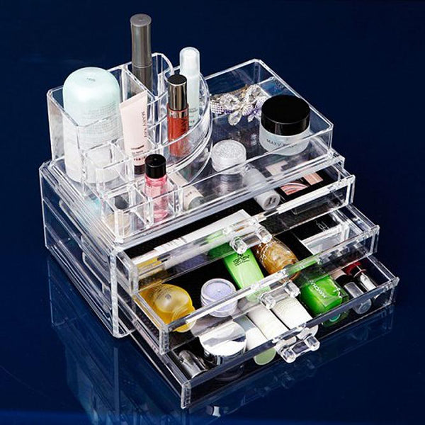 Stylish Cosmetic Storage Box