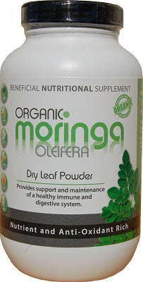 Moringa 125g Powder