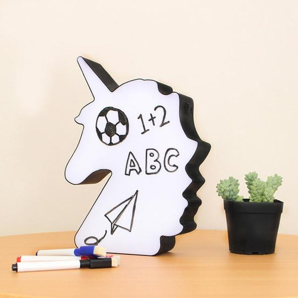 Unicorn Handwriting Light Box