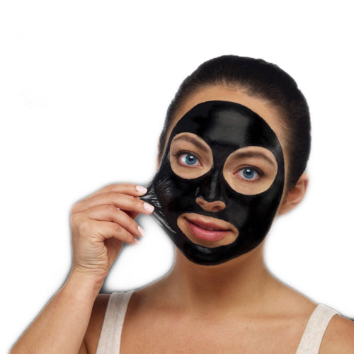 Black Off Activated Charcoal Face Peel Mask