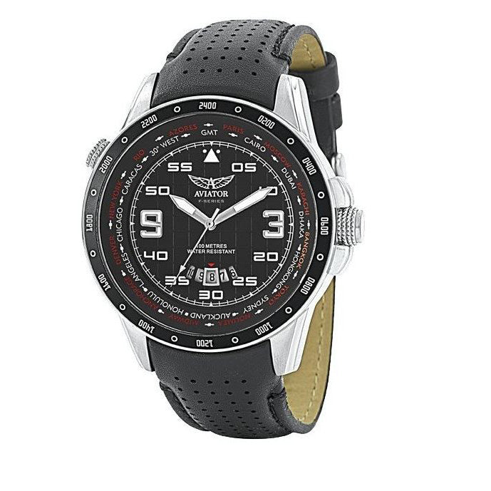 Aviator Watch AVW7770G84