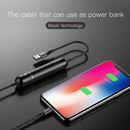 Baseus Energy Two in One Power Bank Cable