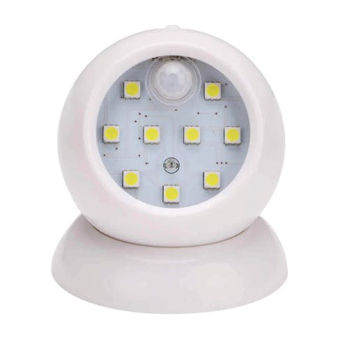 360 Degree PIR Motion Sensor Night Light