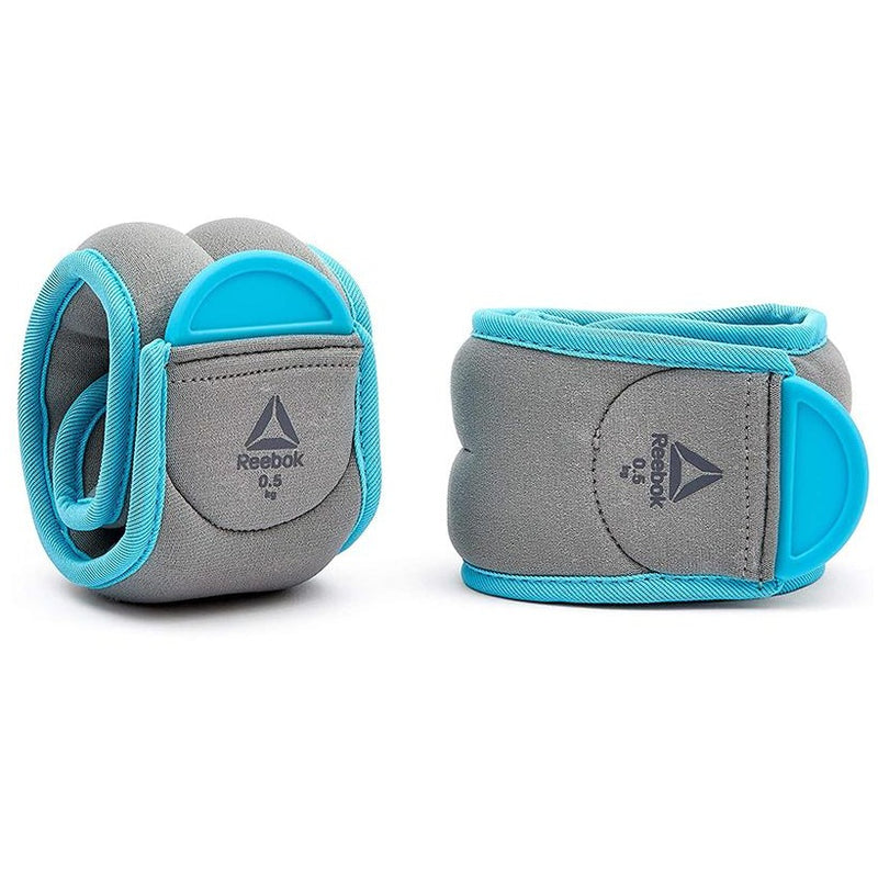 Reebok Ankle Weights 0.5KG – RAWT-11073BL