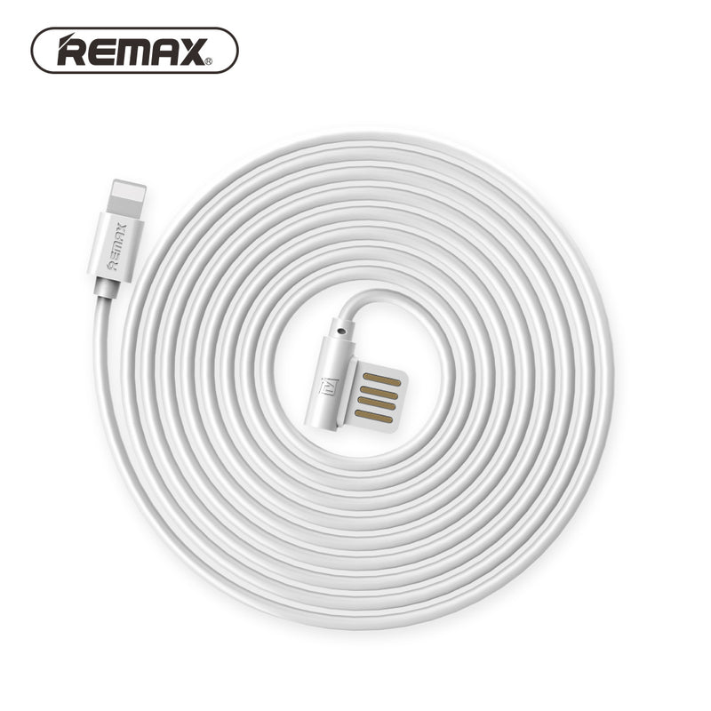 2 Pack Remax Rayen Series Lightning Data Cable RC-075i