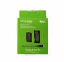 4-IN-1 Charge And Play Kit For X Box One Wireless Controller