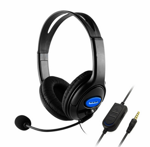 Wired Headphones Professional Stereo Gaming Headphones Headset For PS4