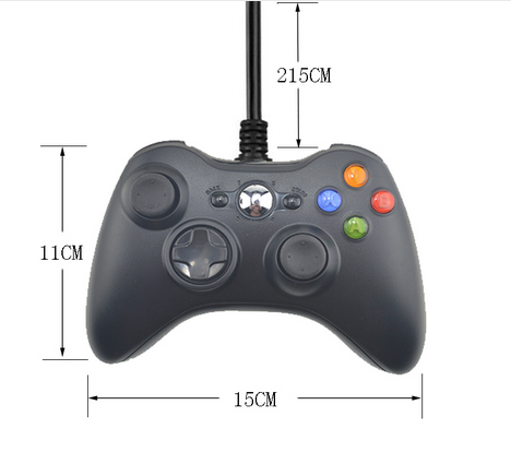 Wired X Box 360 Controller