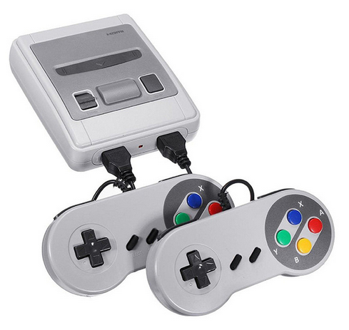 Super Mini 8-Bit Classic TV Game Console