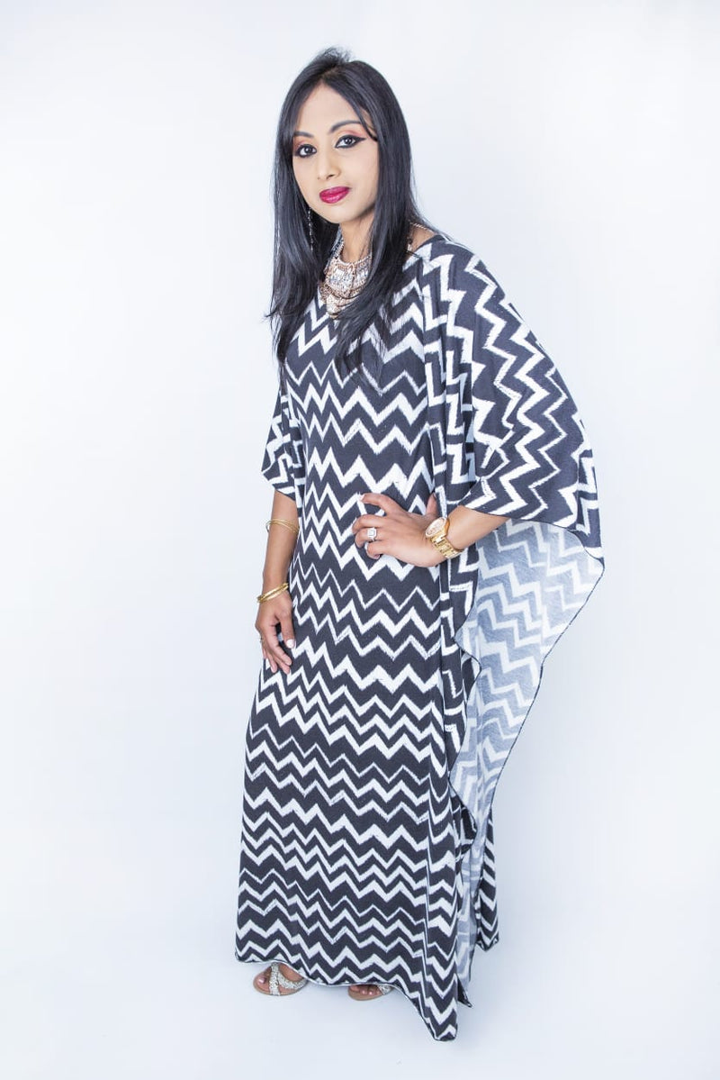 Summer Kaftan Dress