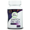 Switch On Sex 60 Capsules