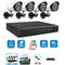 4 Channel AHD 1080P CCTV