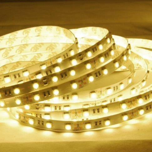 8 Meter Warm White Strip Lights SMD 5050