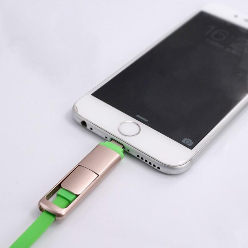 Digitway Retractable 2 in 1 USB 2.0 Charging cable for R99.99 - iDealDirect - 4