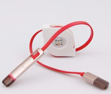 Digitway Retractable 2 in 1 USB 2.0 Charging cable for R99.99 - iDealDirect - 5