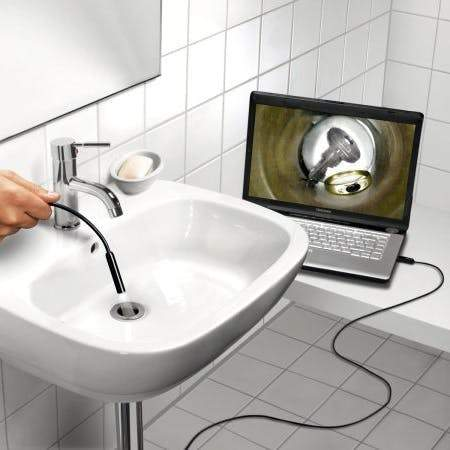 WiFi Wireless Endoscope 2M 720p HD