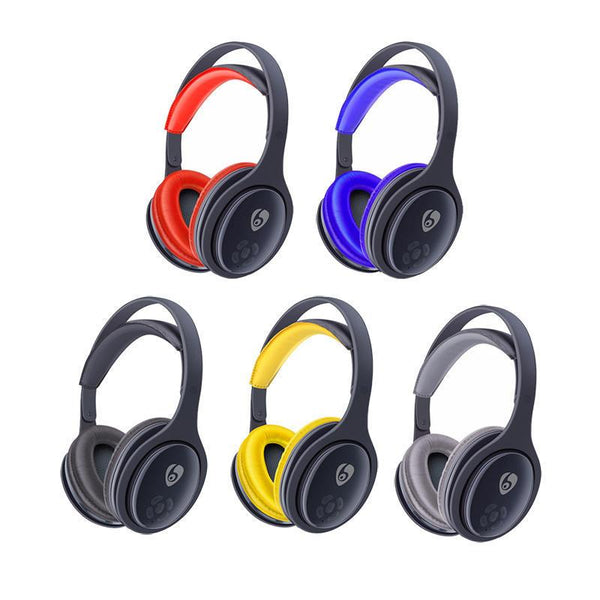 MX555 Wireless Music Headset