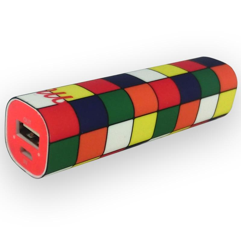 Two for One : Funky Retro 3600mAh Power Banks For R99.99 - iDealDirect - 3