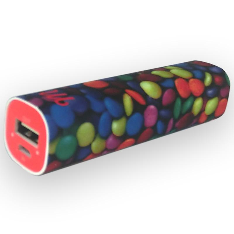 Two for One : Funky Retro 3600mAh Power Banks For R99.99 - iDealDirect - 5