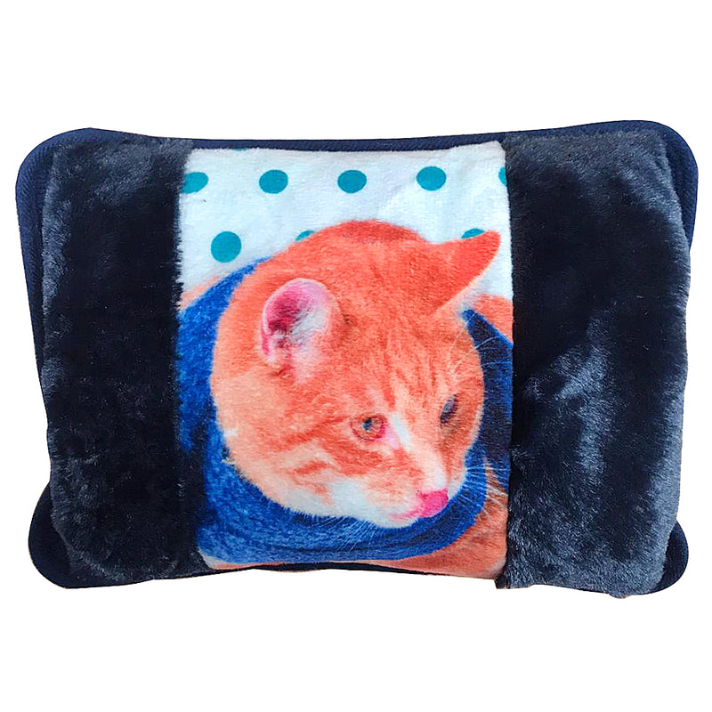 Electric Cat Hot Water Bottle
