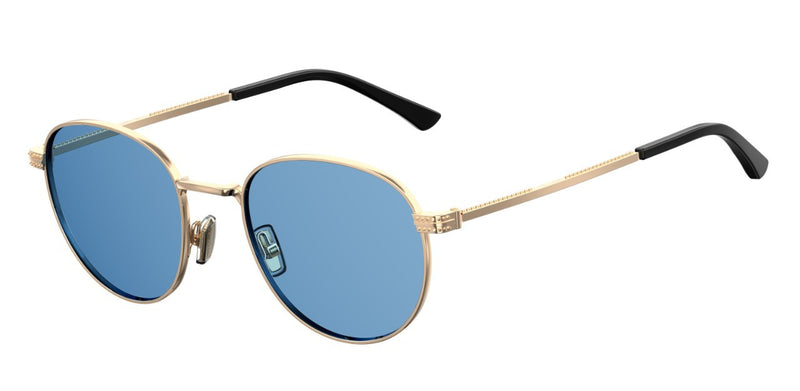 Jimmy Choo Sunglasses - HENRI/S J5G GOLD