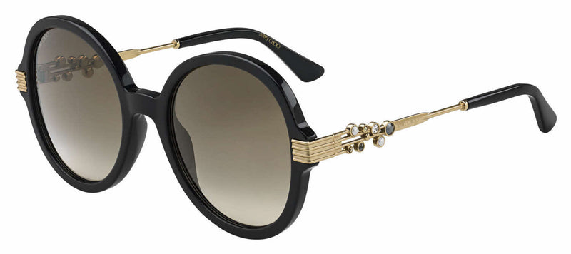 Jimmy Choo Sunglasses - ADRIA/G/S 807 BLACK