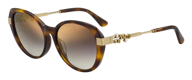 Jimmy Choo Sunglasses - ORLY/F/S 086 DARK HAVANA