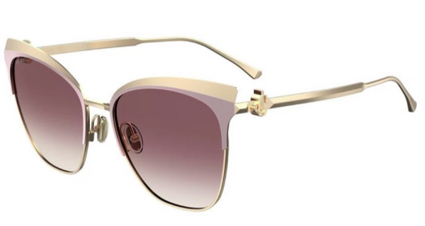Jimmy Choo Sunglasses - JULY/S EYR GOLD PINK