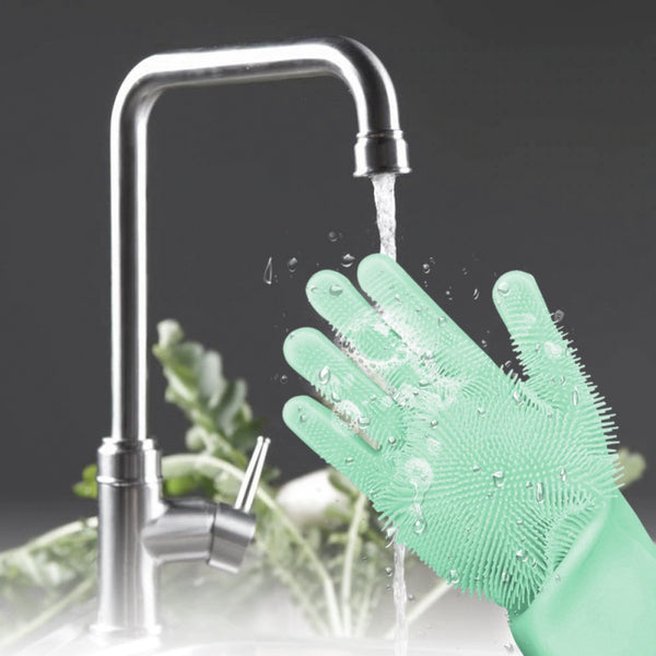 Silicone Kitchen Gloves