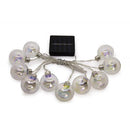 LED Fairy lights - Silver Ball 10pc